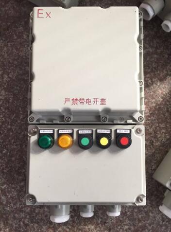 潜污泵防爆控制箱